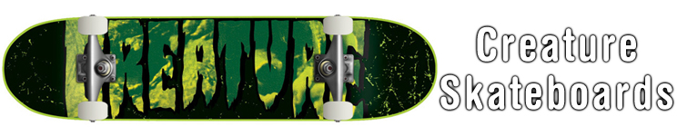 Creature Skateboards