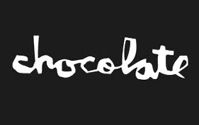 Chocolate Skateboards Logo Place your ad here