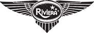 Riviera Sticker Banner 1.75""