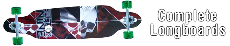 Complete Longboards