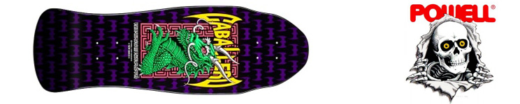 Powell Skateboard Decks