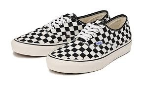 840870ff38f6 Vans Shoes Authentic (Golden Coast) Blk Wht Ckr